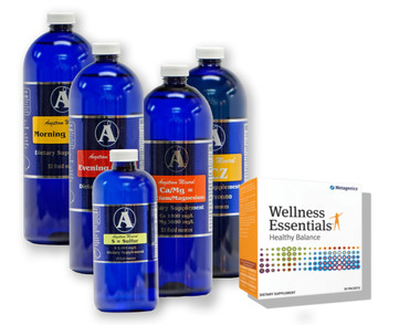 Ångström Minerals Blood Sugar Health Pack is Advanced Nutritional Support for Healthy Insulin Activity & Glucose Levels