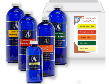 Angstrom Minerals - Hair, Skin, & Nails Health Pack