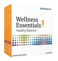 Wellness Essentials Healthy Balance by Metagenics