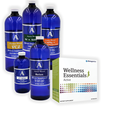 Angstrom Minerals - Athletic Health Pack Plus