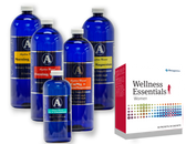 The Woman's Health Pack is designed to give you a months supply of Angstrom Minerals that support women's health. These liquid minerals help you obtain optimal health.