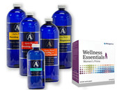 Angstrom Liquid Minerals - Woman's Prime Health Pack Plus. Vitamins and Minerals