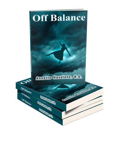 Off Balance by Annette Hasalone, N.D.