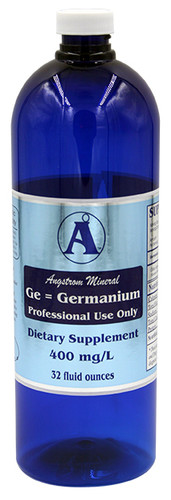 Professional Line Germanium 32 oz - Angstrom Minerals
