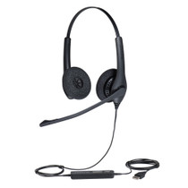 Biz 1500 USB Dual Ear Headset