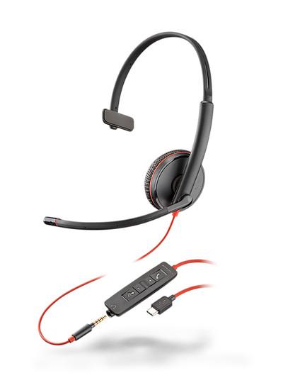 Blackwire 3215 USB-C