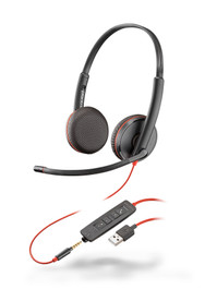 Blackwire 3225 USB-a