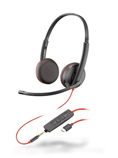 Blackwire 3225 USB-C