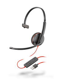 blackwire 3210 usb-a