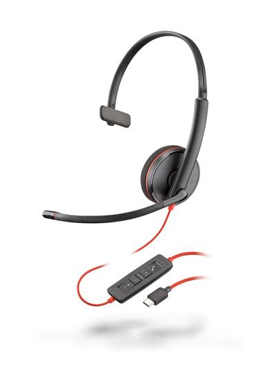 Blackwire 3210 USB-C