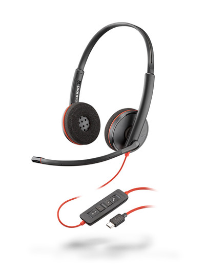 blackwire 3220 usb-c