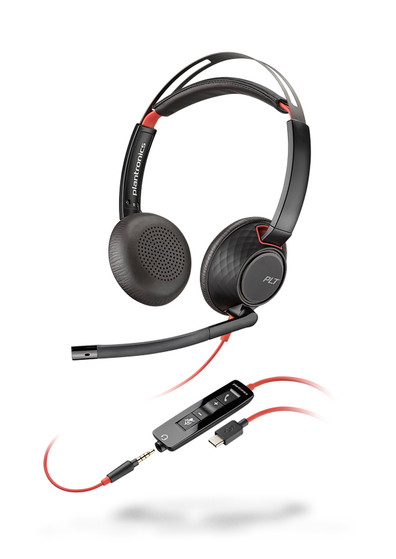 blackwire 5220 usb-c