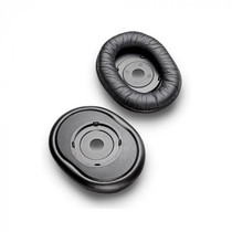Plantronics Circumaural Ear Cushions.  Compatible with corded headset models:  HW251/HW251N, HW261/HW261N, HW510, HW520