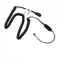 Plantronics HIC-10 Cord for Avaya Phones (49323-46)