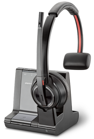 0c535645ebe Plantronics Savi 8210-M DECT Wireless Headset (207309-01)