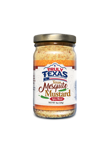 West Texas Mesquite Mustard