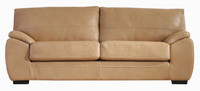 Jaymar Cavalia Apartment Sofa available in leather, fabric, and microfiber.