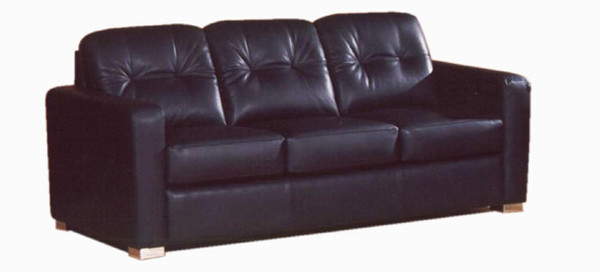 Jaymar High Point Sofa is available in high quality leather, fabric, or microfiber.