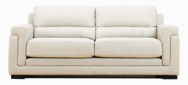 Jaymar Marsala Apartment Sofa is available in high quality leather, fabric, or microfiber.