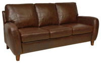 Luke Leather Jennifer Sofa