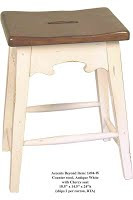 Accents Beyond   Pair of stools   1494-W