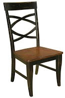 Accents Beyond   Pair of chairs   1517-B