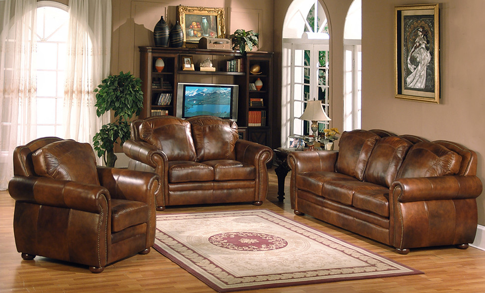 Leather Italia USA | Arizona Sofa LA6110S
