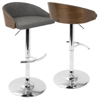 Lumisource | Shiraz Barstool | BS