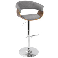 Lumisource | Vintage Mod Barstool | BS