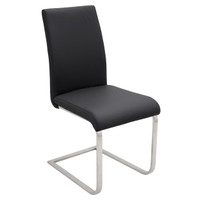 Lumisource | Foster Dining Chair - Set of 2 | DC-FSTR BK2