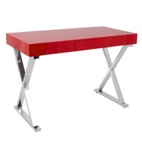 Lumisource | Luster Office Desk | OFD-TM-LSTR R