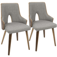 Lumisource | Stella Chair | CH-STLA WL+LGY2