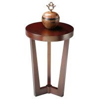 Butler Specialty Furniture | Aphra Merlot Accent Table | Bs6021022