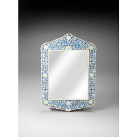 Butler Specialty Furniture |  Bone Inlay Wall Mirror | Bs3451319