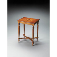 Butler Specialty Furniture | Tyler Olive Ash Burl Accent Table | Bs2116101
