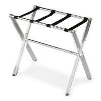Butler Specialty Furniture | Crystal Clear Acrylic Luggage Rack | Bs3237140