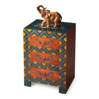 Butler Specialty Furniture |  Hand Painted Accent Chest | Bs1173290