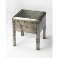 Butler Specialty Furniture | Yeager Aviator End Table | Bs6121330