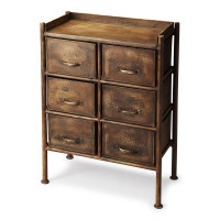 Butler Specialty Furniture   Cameron Industrial Chic Drawer Chest   Bs3368025