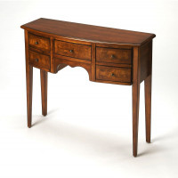 Butler Specialty Furniture | Lawson Antique Cherry Console Table | Bs3627011