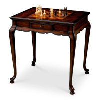 Butler Specialty Furniture | Bannockburn Plantation Cherry Game Table | Bs1694024