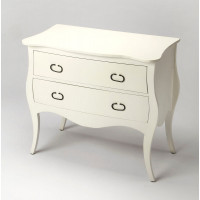 Butler Specialty Furniture | Rochelle Off White Drawer Chest | Bs9307288