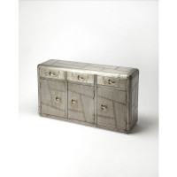 Butler Specialty Furniture | Yeager Aviator Console Cabinet | Bs5152330