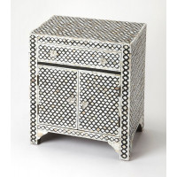 Butler Specialty Furniture | Vernais Mother Of Pearl Accent Chest | Bs3880388