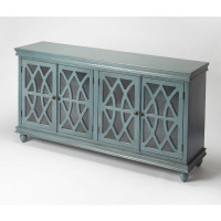 Butler Specialty Furniture | Lansing Twilight Blue Sideboard | Bs9300341