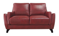 Luke Leather | Nilla Loveseat LLNillaLoveseat