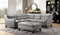 Leather Italia USA | Malibu sectional LA6640SE