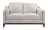 Leather Italia USA | Helena LoveSeat LA6364L