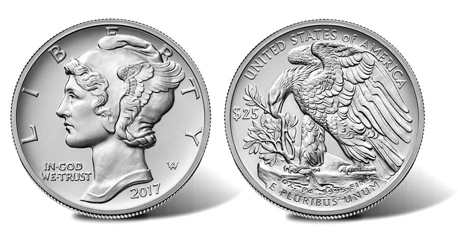 Mercury Dime Rare Mint 2 sides