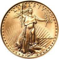 1986 Collectible Ten Dollar American Gold Eagle
